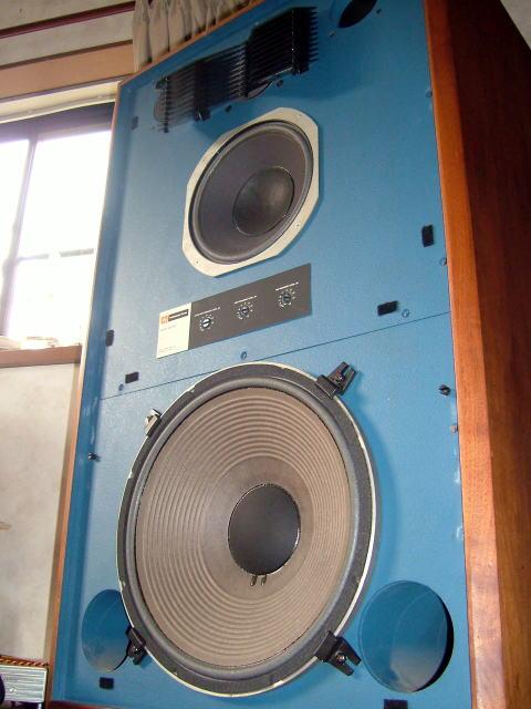 6bm8 afficher le sujet jbl enceinte 4343 filtre 3143 haut parleurs. Black Bedroom Furniture Sets. Home Design Ideas