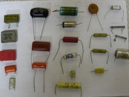 6bm8 afficher le sujet comment tester si un condensateur fuit - Tester condensateur avec ohmmetre ...