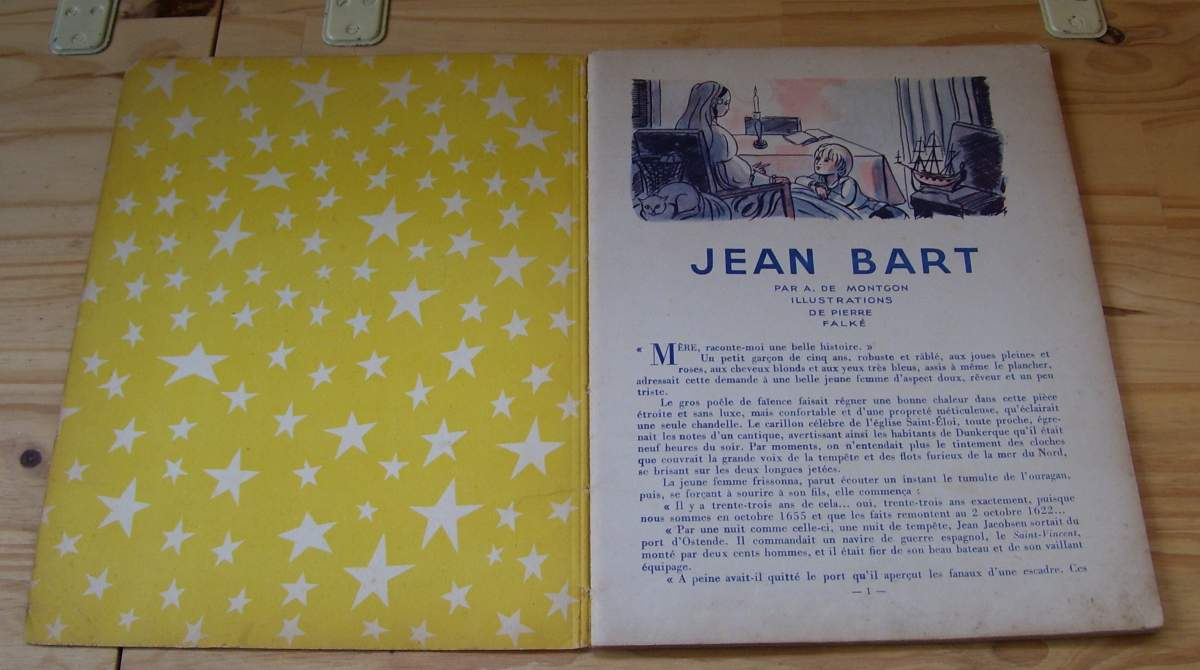 jean bart a de montgon hachette 1938 port gratuit pirates corsaires ebay. Black Bedroom Furniture Sets. Home Design Ideas